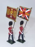 WB48017 The Queen's Diamond Jubilee Set, The Guards Colours, Scots Guards